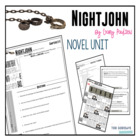 Nightjohn Novel Guide & Quizzes