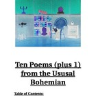 """Nine Poems from the Usual Bohemian"""