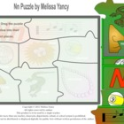 Nn Puzzle by Melissa Yancy for mac