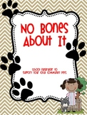 No Bones About It Fundraiser