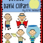 Devious David Clipart [For Commercial & Personal Use]