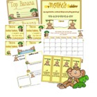 No Monkey Business Classroom Theme