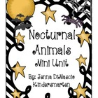 Nocturnal Animal Mini Unit