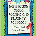 Non-Fiction Close Reading Passages (2nd Grade Level!)