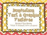 Non-Fiction Text & Graphic Features STAAR Style Q's - TEKS