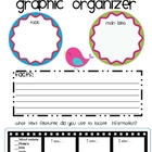 Non-Fiction Graphic Organizer (Performance Indicator)