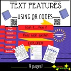Non-Fiction Text Features with QR Codes