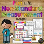 Non-Standard Measurement Set - Cubes and Paper Clips - K, First