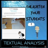 Critical Thinking: What is Textual Analysis #2: THE REPUBLIC