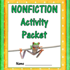 Nonfiction Activity Packet