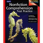 Nonfiction Comprehension Test Practice: Level 2