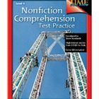 Nonfiction Comprehension Test Practice: Level 4