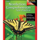 Nonfiction Comprehension Test Practice: Level 6