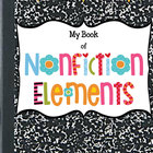 Nonfiction Elements Booklet for Kids