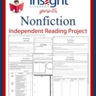 Nonfiction Independent Reading Project Grades 4-6