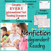 Interactive Independent Reading Response and Accountabilit