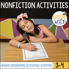 Nonfiction Pack: over 65 pages of nonfiction materials!