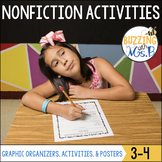 Nonfiction Posters, Graphic Organizers, Printables and more!