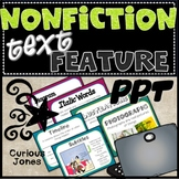 Nonfiction Text Feature Powerpoint