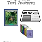 Nonfiction Text Features Booklet