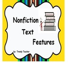 Nonfiction Text Features Common Core flipchart