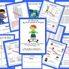 Nonfiction Text Features &amp; My First Research Project