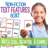 Nonfiction Text Features Sort
