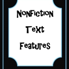 Nonfiction Text Features book