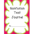Nonfiction Text Journal