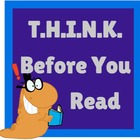Nonfiction Unit: THINK Before You Read