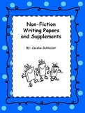Nonfiction Writing Papers