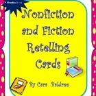 Nonfiction and Fiction Retelling Cards