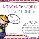 Nonsense Word Fluency Bundle