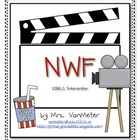 Nonsense Word Fluency- DIBELS Intervention- Hollywood Theme