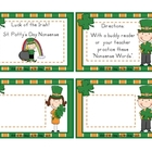 Nonsense Words ( St Patricks DayTheme)