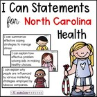 "North Carolina ""I Can"" Posters for 4th Grade Health Essent"
