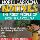 North Carolina Natives: The First People of North Carolina