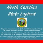 North Carolina State Lapbook Project