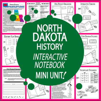 North Dakota History Lesson-Core Standards