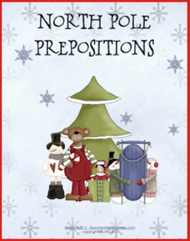 North Pole Prepositions