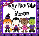 Not So Scary Place Value Monsters- Place Value to 1,000