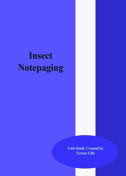 Notepaging: Insect