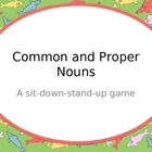 Noun Game