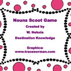 Noun Scoot Task Cards