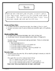 Noun Worksheets:  common & proper, singular & plural, possessive