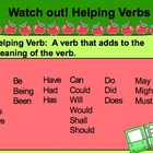 Noun and Verb Identification Lesson