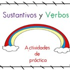 Noun and Verb Practice -Spanish