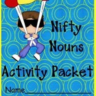Nouns Activity Packet