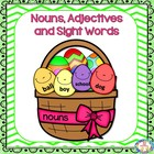 Nouns, Adjectives and Sight Words ~ CCSS Style
