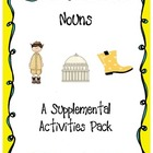 Nouns- Supplemental Activities